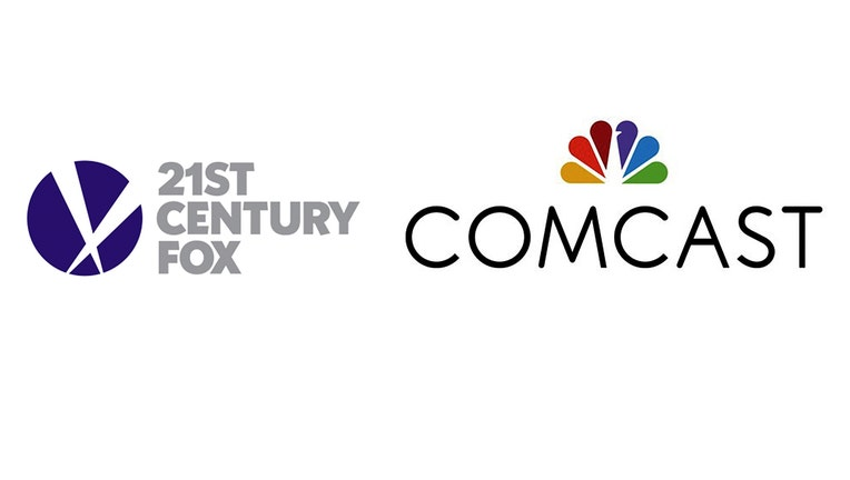 Comcast, Fox to settle $35B takeover for Sky in an auction