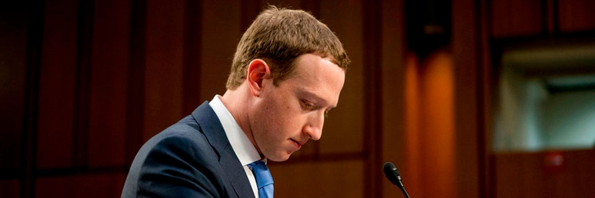Mark Zuckerberg lost $17B amid Facebook controversies