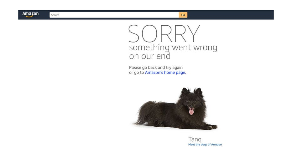 Amazon suffers glitch as Prime Day kicks off