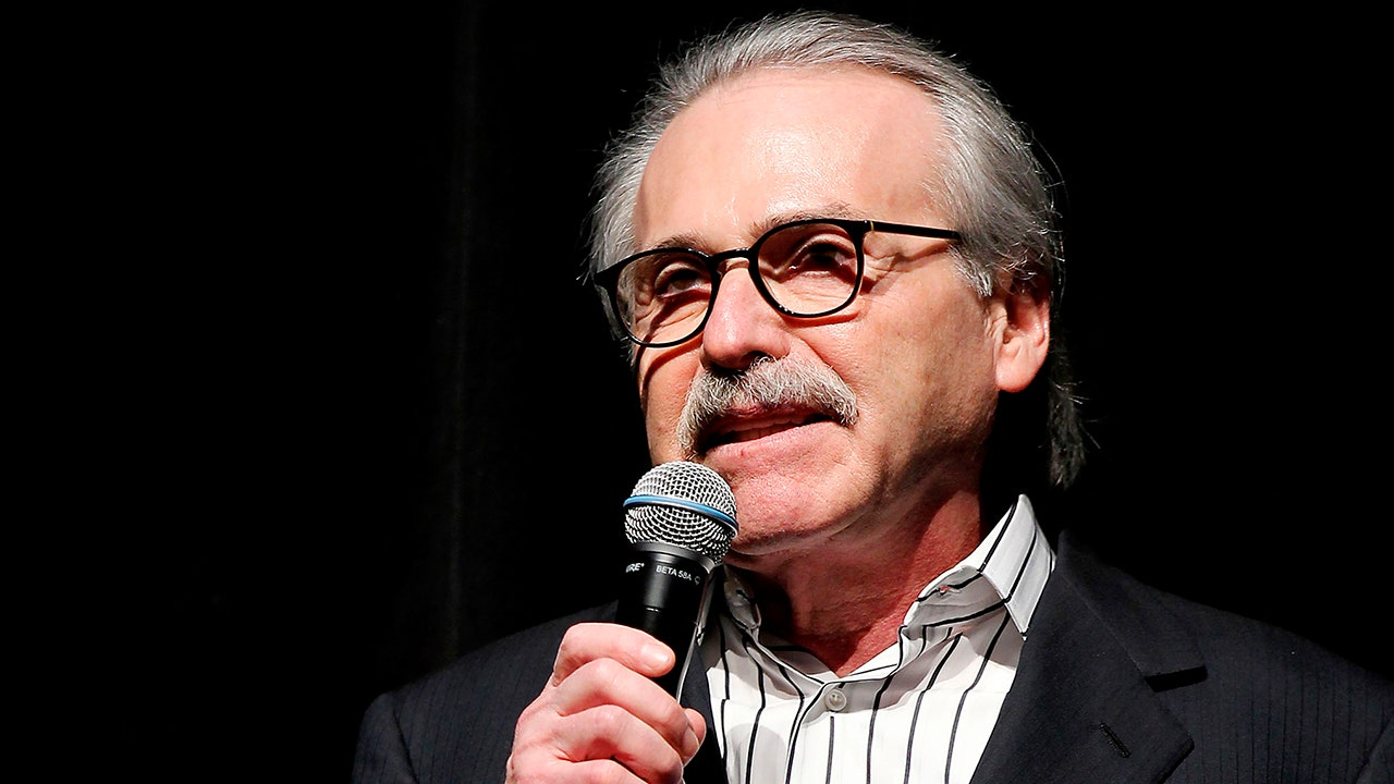 David Pecker out as CEO of National Enquirer parent company – Fox Business
