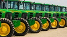 John Deere says farmers wary of buying new equipment amid trade war
