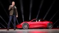 Rocket-powered $200,000 Tesla Roadster delayed until 2023