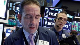 Stocks tumble as investors spooked by weak manufacturing read, trade jitters