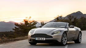 PHOTOS: Inside the Aston Martin featured in new James Bond movie