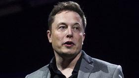 SEE PICS: Elon Musk rolls out Tesla's 'Cybertruck'
