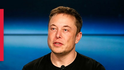 Elon Musk's Tesla crushes it
