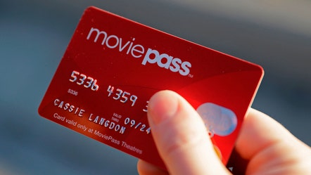 MoviePass still charging some ex-customers' credit cards