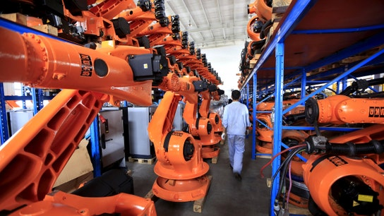 US, China trade war: Why robots may be a game-changer