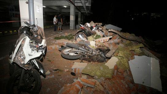 Dozens killed by 7.0 earthquake in Indonesia's Lombok, Bali islands