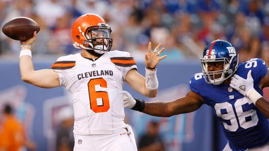 Bud Light to give Cleveland Browns fans free beer for team's first win