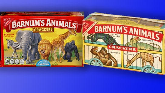 PETA gets Nabisco to 'free' animals on boxes of Barnum's Animals crackers