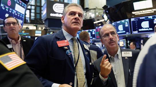 Markets Right Now: Turkish turmoil sends US stocks lower