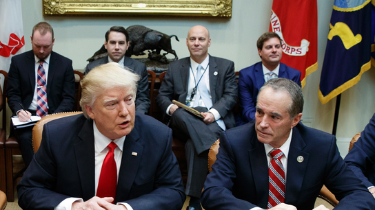 Indicted Rep. Collins was early loyalist to Trump