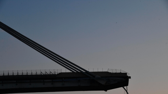 Bridge collapse highlights Italy's aging infrastructure