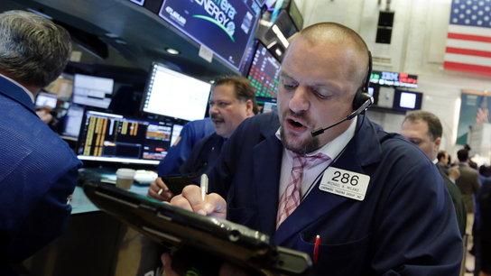 Markets Right Now: Trump marks record bull market with tweet