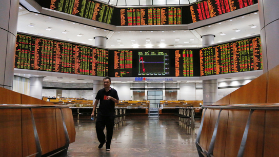 Asian markets mixed after Wall St falls on Turkey jitters