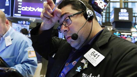 Turkish turmoil knocks US and European stocks lower