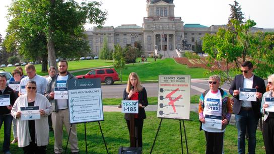 Tobacco-funded group starts Montana anti-initiative ad blitz