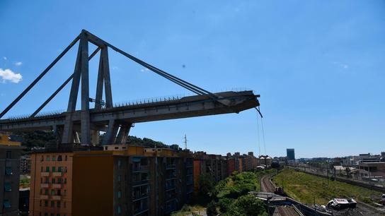 Bridge in Italy had unusual design, required constant work
