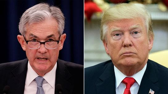 Trump: Fed 'has gone crazy' as it raises interest rates