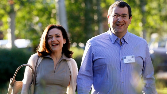 Sheryl Sandberg will donate SurveyMonkey IPO proceeds to honor late husband