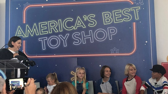 Walmart ups its toy game – here's why