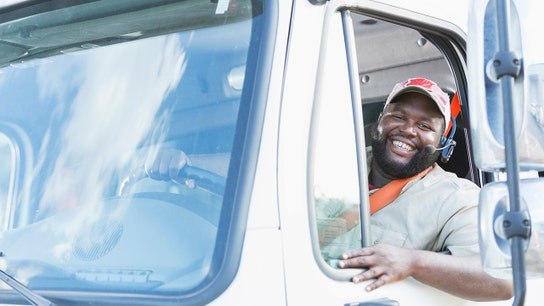 Retiring truck drivers fuel job shortage