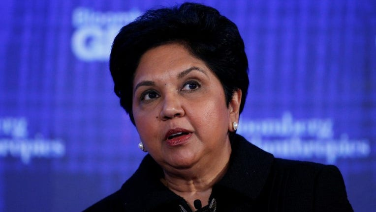 PepsiCo's Indra Nooyi to step down as CEO