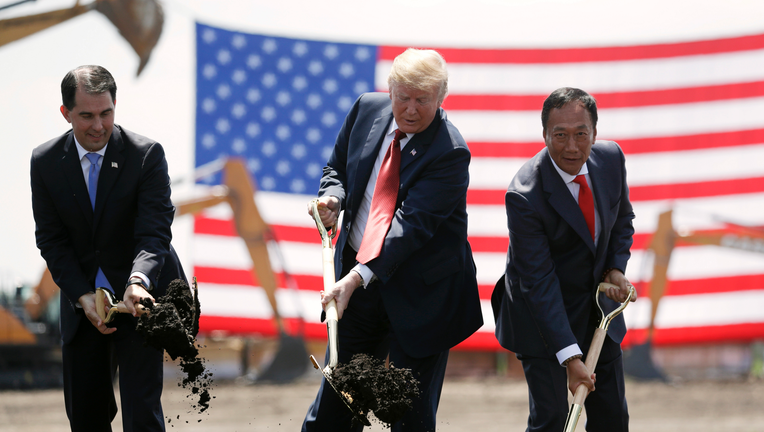 The Latest Foxconn Uw Madison Sign 100 Million Agreement Fox