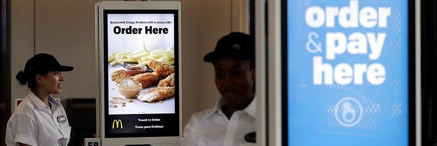 McDonald's details $6 billion US restaurant modernization