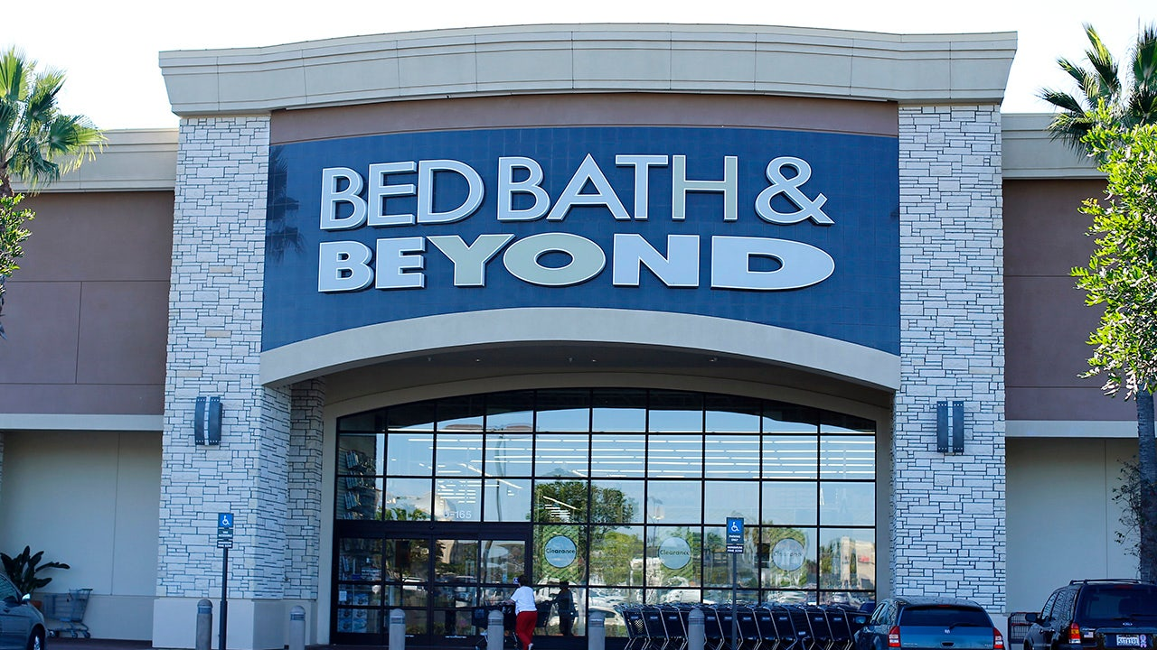 Bed Bath Beyond Increases Projected Store Closings Fox