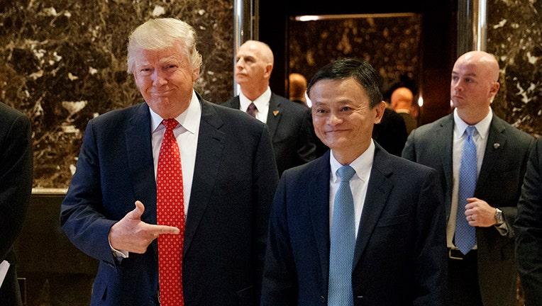 Lavoro, il colosso Alibaba scarica Trump: niente milione di