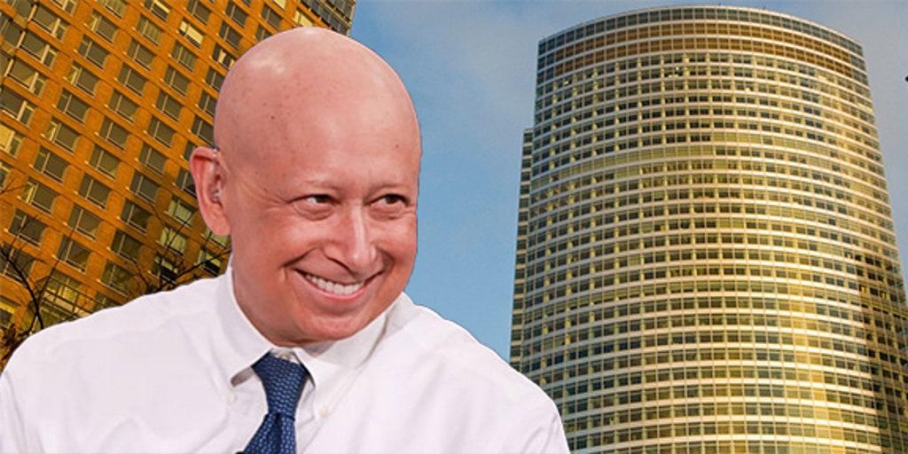 Goldman's lavish spending on Blankfein's post-CEO office