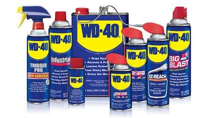 Why WD-40 is named WD-40