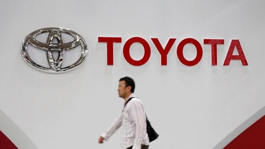 Toyota recalls 1.3 million vehicles in the US