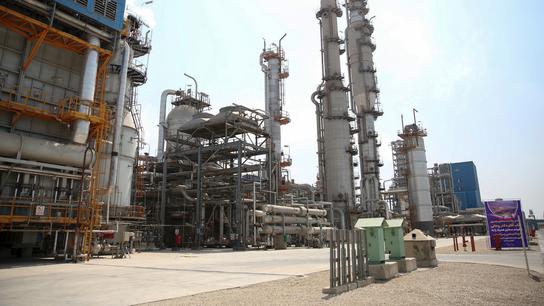 Iran: US wish to halt Iran's crude exports won't come true