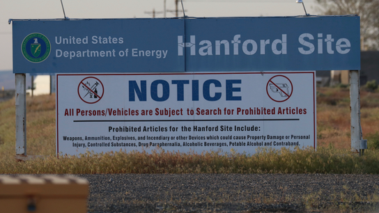 US agrees to improve worker safety at polluted nuclear site