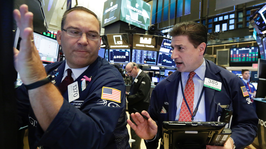 Markets Right Now: Technology companies lead indexes higher