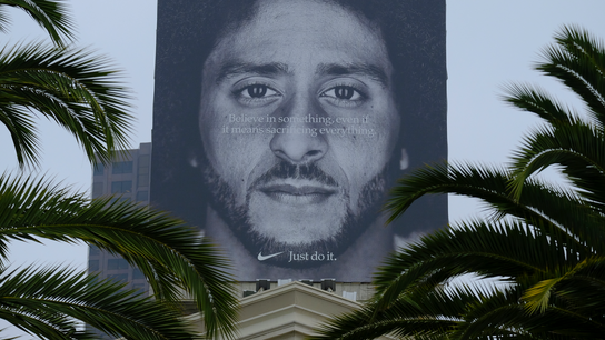 Nike's marketing strikes a chord without hurting business