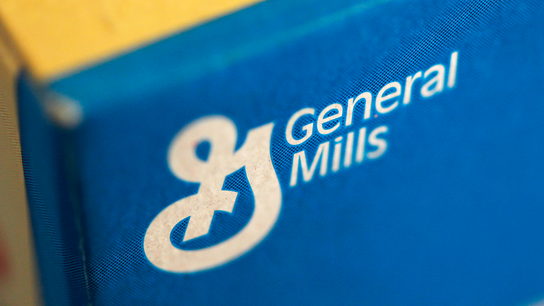 General Mills: Fiscal 1Q Earnings Snapshot