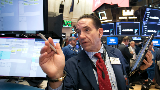 Markets Right Now: US stock benchmarks close at record highs