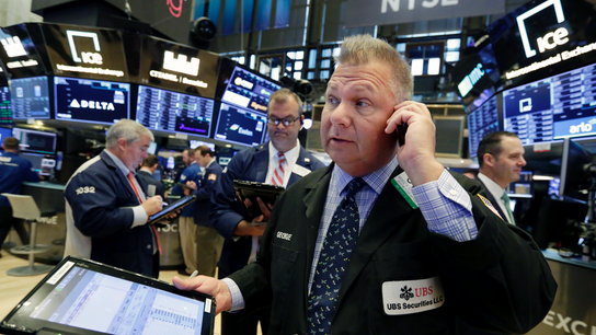 Markets Right Now: S&P 500 index breaks 4-day losing streak