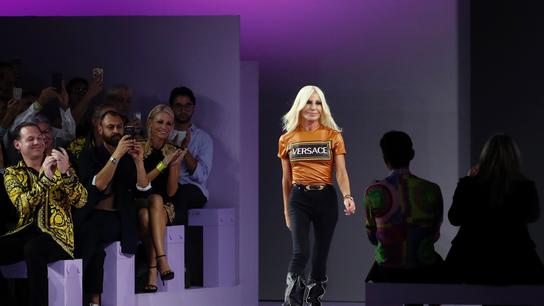 Michael Kors to buy Versace for $2.1B and change its name