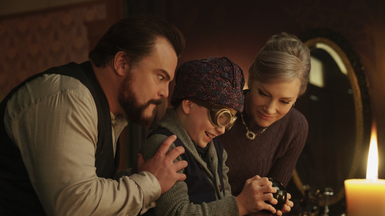 'House With a Clock in Its Walls' ticks to No. 1 in theaters