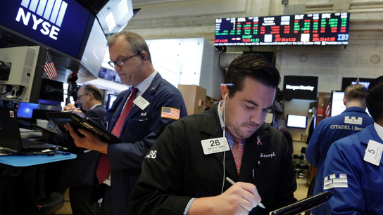 Markets Right Now: US stocks end mostly flat on Wall Street