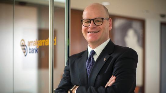 Insider Q&A: Amalgamated Bank CEO Keith Mestrich