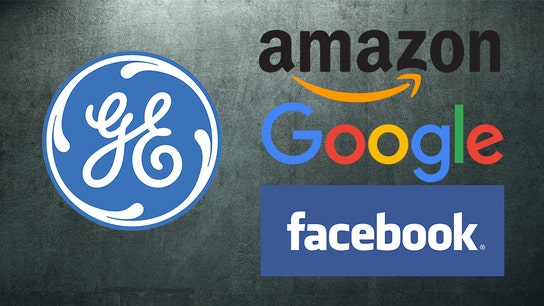 What Amazon, Google, Facebook can learn from GE's demise