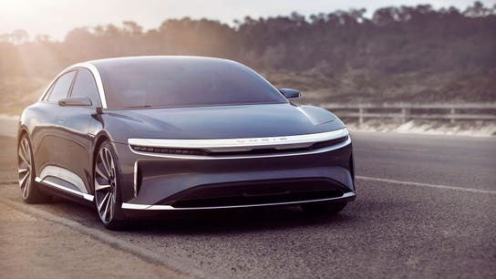 Saudi fund invests $1B in Tesla electric car rival Lucid Motors