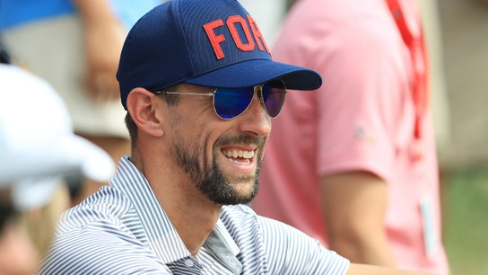 Olympian Michael Phelps is ready for his second career