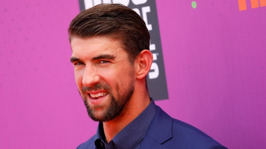 Michael Phelps on changing careers: Follow your passion